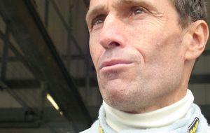 Muere el expiloto de F1 Andrea de Cesaris en un accidente de moto