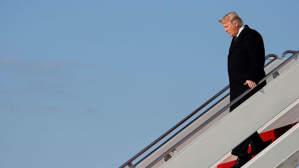 Foto: Donald Trump, presidente de EEUU. (Reuters)