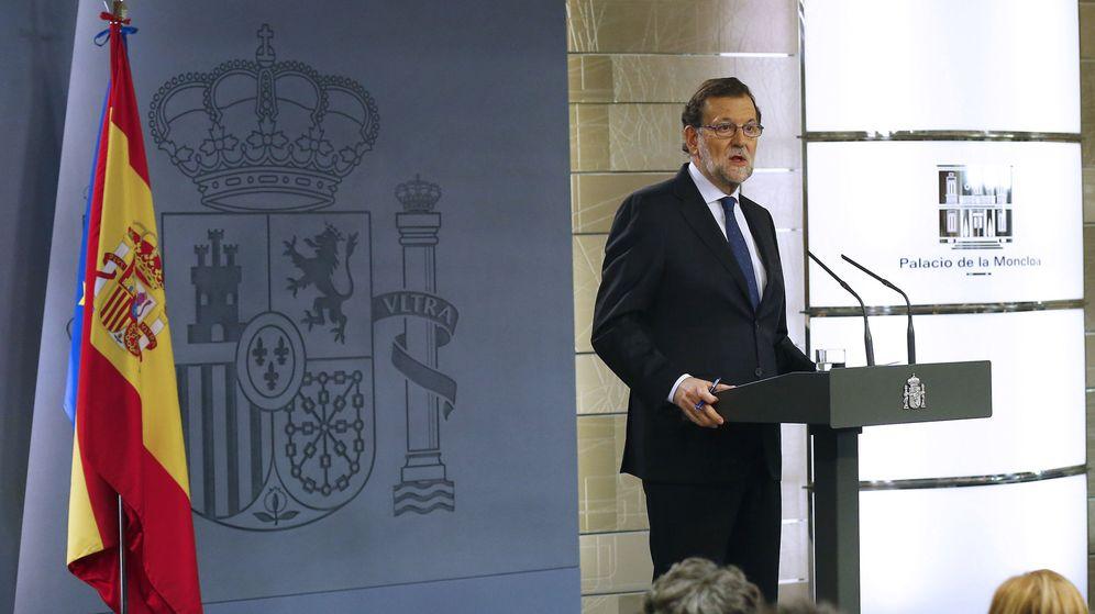 Foto: El presidente del Gobierno en funciones, Mariano Rajoy. (EFE)