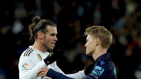 El sueño de Martin Odegaard en el Real Madrid... si sale Gareth Bale