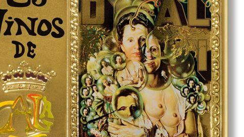 'Los vinos de Gala', perspectiva daliniana de los placeres de la uva