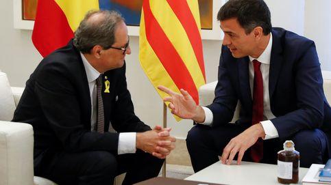 Sánchez y Torra pactan rescatar la comisión Cataluña-Estado paralizada desde 2011