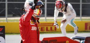 Post de Cómo Ferrari y Vettel vencieron por fin a los imbatibles Mercedes en Canadá