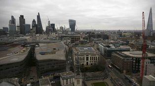 La City de Londres tras el Brexit, la madre de todas las batallas entre UK y la UE