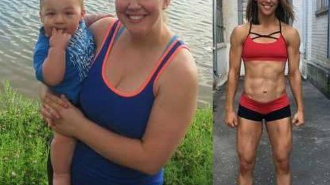 Perdió 45 kilos en un año. Pero tuvo que comer 8 veces al día