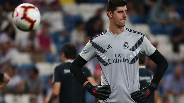 Illgner, el portero gigante del Real Madrid: Courtois es mejor que Keylor Navas