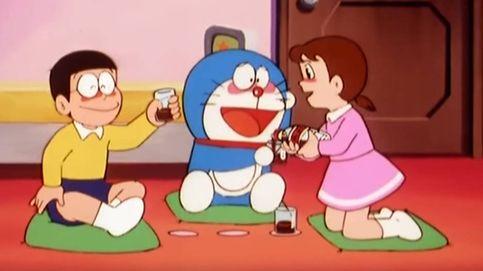 Alcohol y pedofilia: nos equivocamos, 'Doraemon' es la peor serie de la historia
