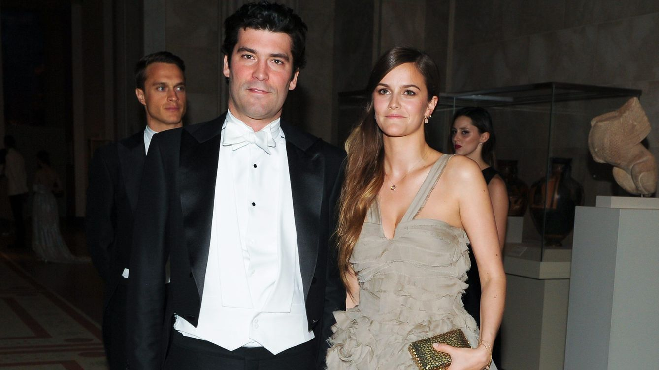 Foto: Alejandro Santo Domingo y Charlotte Wellesley (Cordon Press)