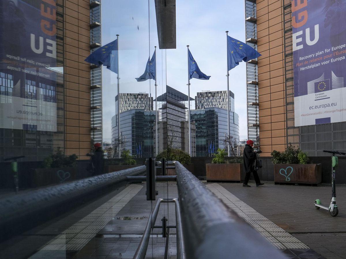 Foto: Sede de la Comisión Europea en Bélgica. (EFE)