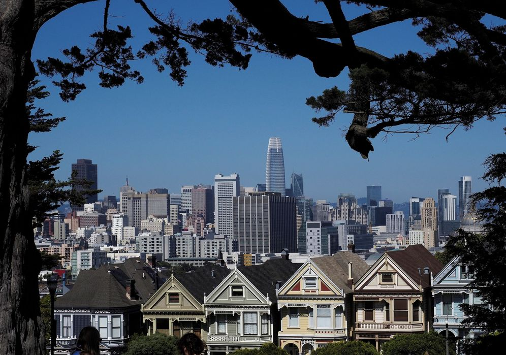 Foto: 'Skyline' de San Francisco, Estados Unidos. (Reuters)