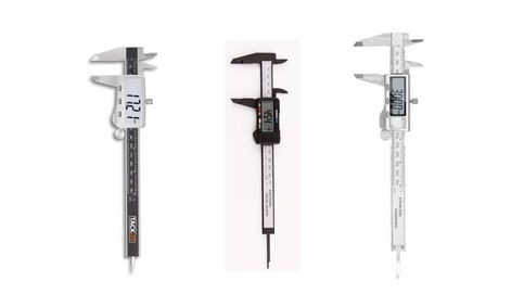 Los mejores pies de rey y calibres digitales para medir con alta precisión