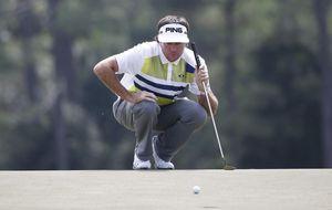 La magia de Bubba Watson le pone como líder destacado en Augusta