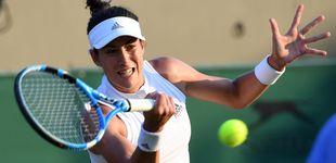 Post de La elegancia de Garbiñe con Wimbledon y la que no tuvo Wimbledon con ella