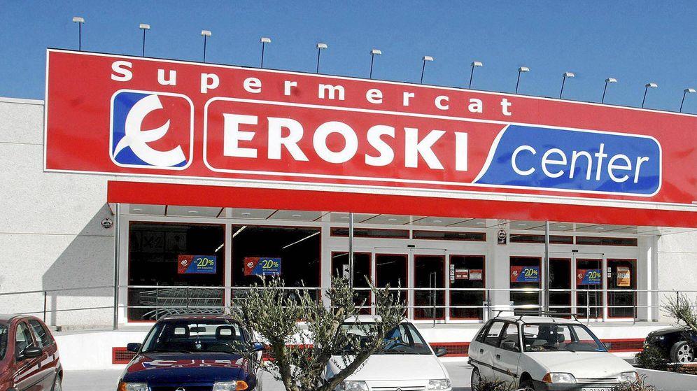 Foto: Supermercado Eroski.