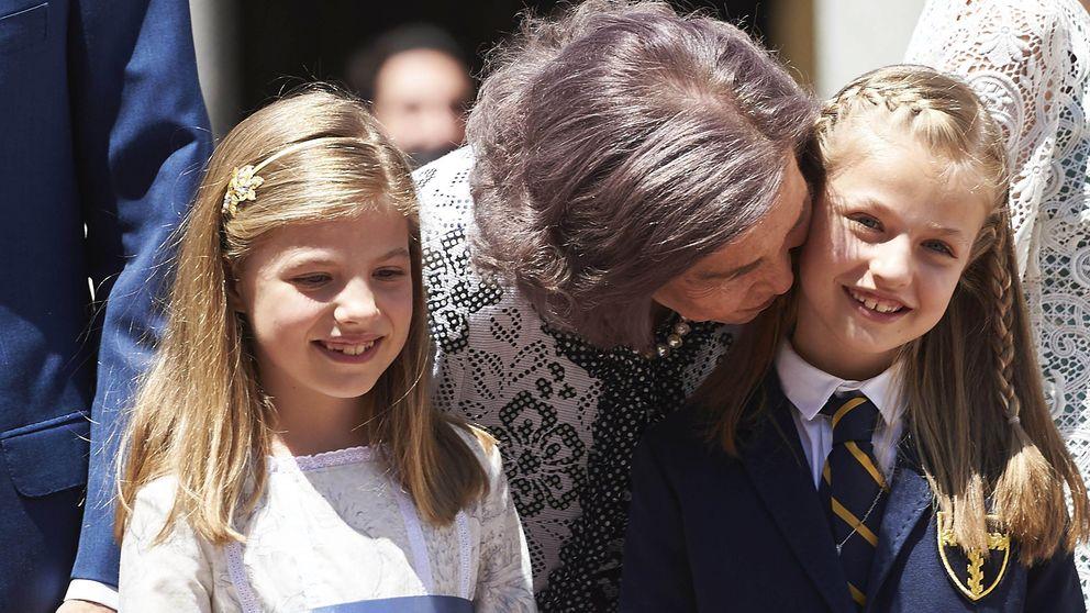 Así fueron las celebraciones privadas de los cumpleaños de la Reina Sofía y la princesa Leonor