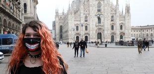 Post de Los contagiados por coronavirus en Italia superan los 350, entre ellos 4 menores