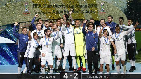 La flor del Madrid se llama Cristiano Ronaldo y sirve para ganar un Mundial