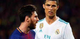 Post de El dolor de Leo Messi por Cristiano Ronaldo y la mofa que hizo estar 'presente' a CR7