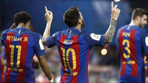 Messi, una bendición para Bartomeu, la eterna solución a los problemas del Barça