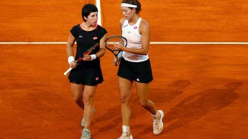 Dos 'Top 10' para soñar: Garbiñe y Carla salen al rescate de España en la Fed Cup