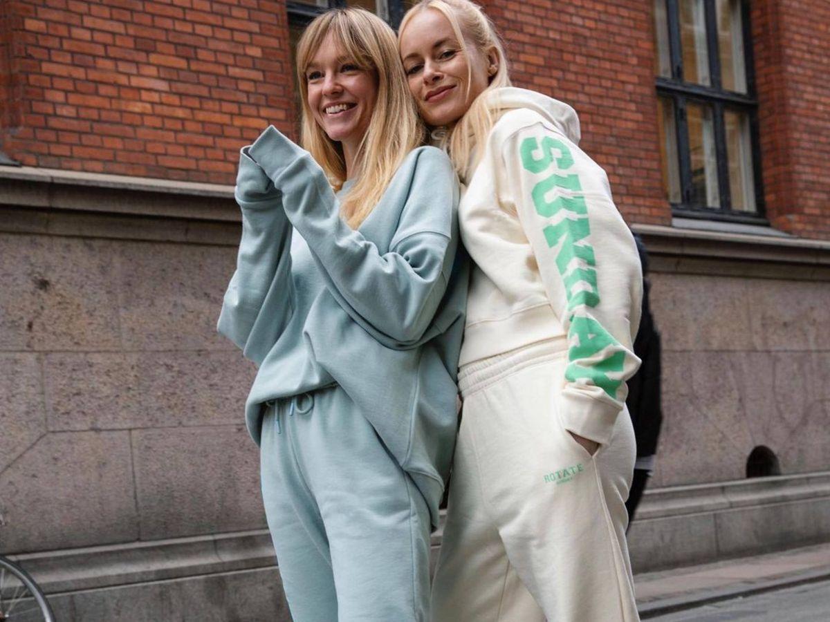 Foto: Las insiders Thora Valdimars y Jeanette Madsen. (Instagram @_jeanettemadsen_)