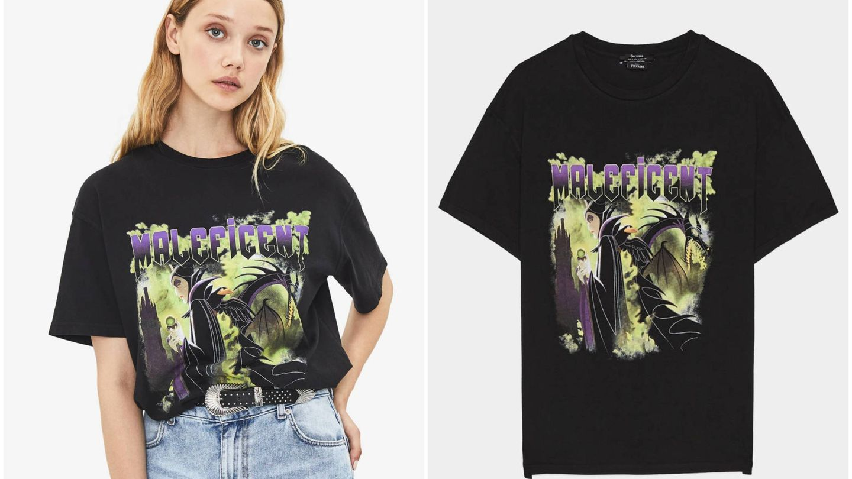 Camiseta de Bershka. (Cortesía)