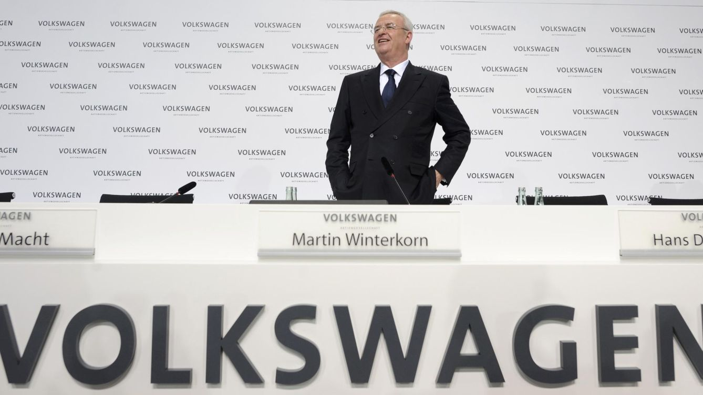 Dimite el CEO de Volkswagen: Yo no hice nada mal