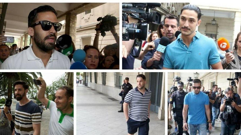 El abogado de la víctima de La Manada pide el ingreso en prisión de los cinco condenados
