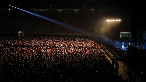 Love of Lesbian da el primer concierto masivo sin distancias: El mundo nos está mirando