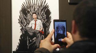 El sillón que realmente quiere Pablo Iglesias