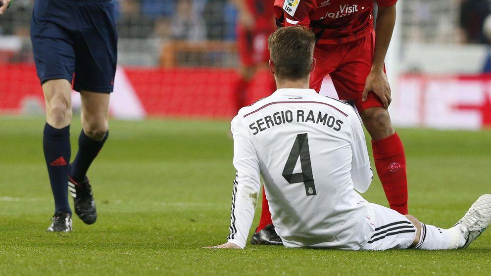Ramos personifica el pulso entre médicos del Madrid y la plantilla
