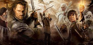 Post de El mapa de 'El Señor de los Anillos' descarta esta teoría sobre la serie