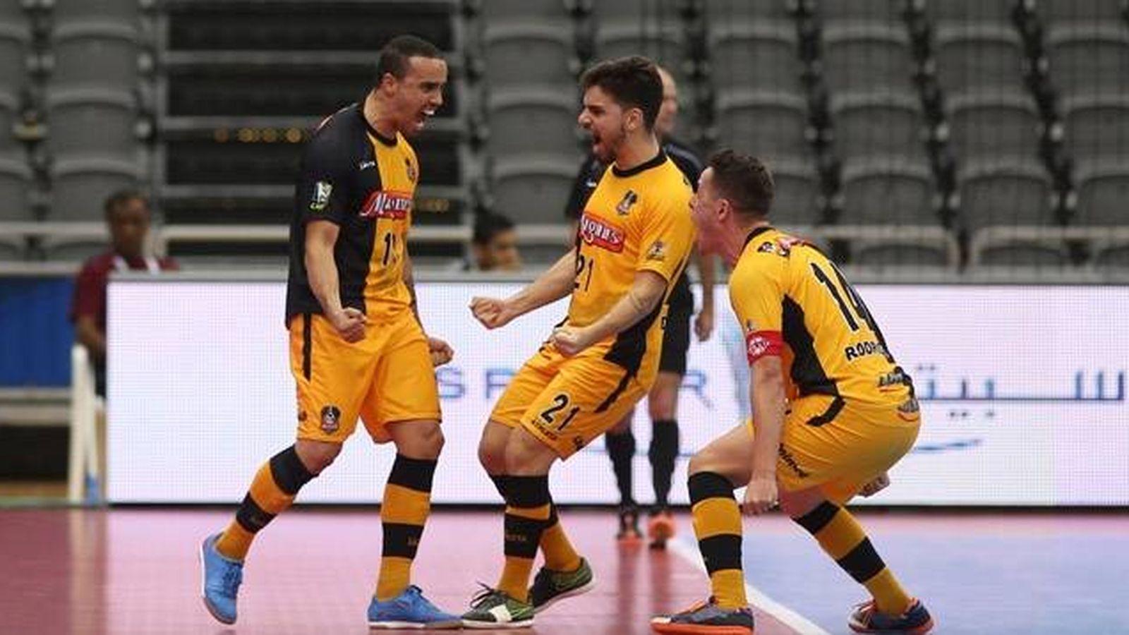Foto: Futsal Intercontinental Cup
