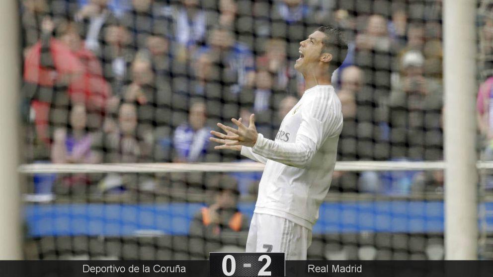 Las doce victorias seguidas más inútiles del Real Madrid, que muere en la orilla