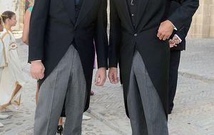 Marbella acoge la boda de dos de los clanes más importantes de Jerez