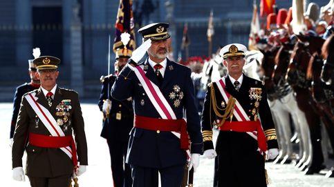 La Guardia Real comienza a trabajar en el dispositivo militar contra el coronavirus
