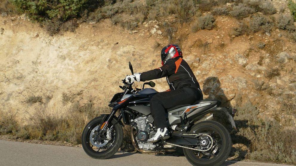 KTM 790 Duke L, la deportiva para avanzar con el permiso A2