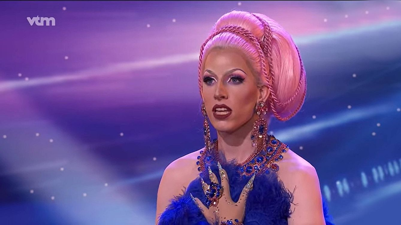 Lola McQueen, la drag queen sorda que se llevó el 'pase de oro' en 'Got Talent Bélgica'