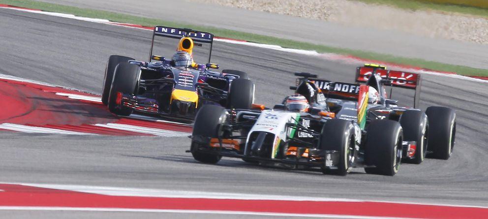 Foto: La Fórmula 1 quiere volver a recuperar los 1000 CV de potencia
