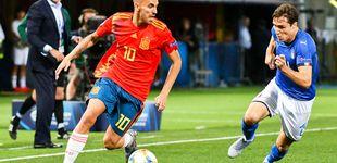 Post de El negocio del Real Madrid con Ceballos y la cacería de Italia a España Sub-21