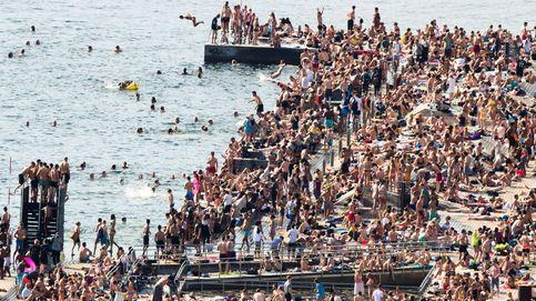 Procesión de Corpus Christi y playa en Oslo: el día en fotos