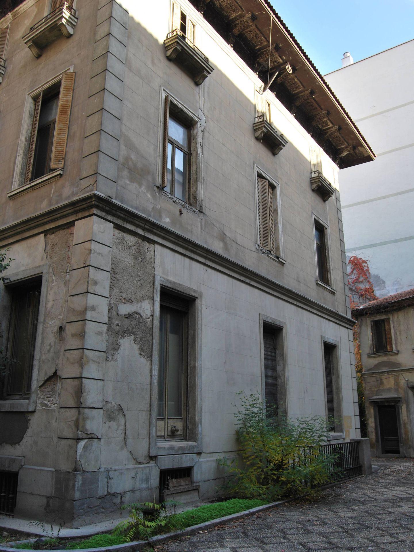 Casa-Palacio de los Marqueses de Bolaños. (Foto: Ideo Arquitectura)