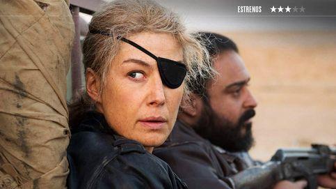 'La corresponsal': historia de Marie Colvin, la tía más dura del periodismo de guerra