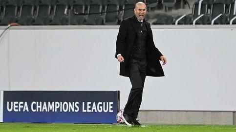 Zidane entra en tensión y se carga en un mes la euforia del Clásico