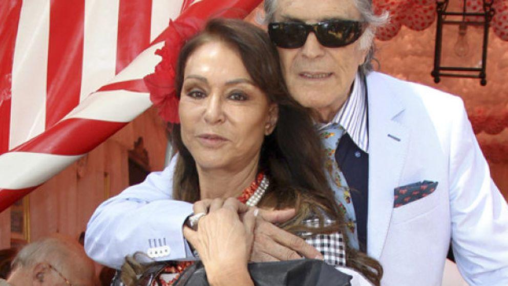 Jaime Ostos y María Ángeles Grajal frenan su boda