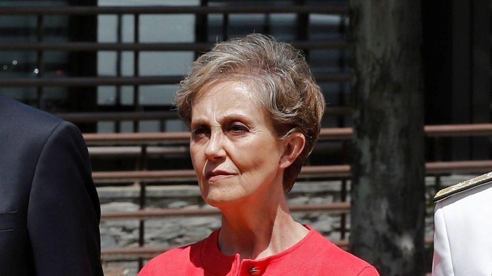 Foto: Paz Esteban, nueva directora del CNI. (EFE)