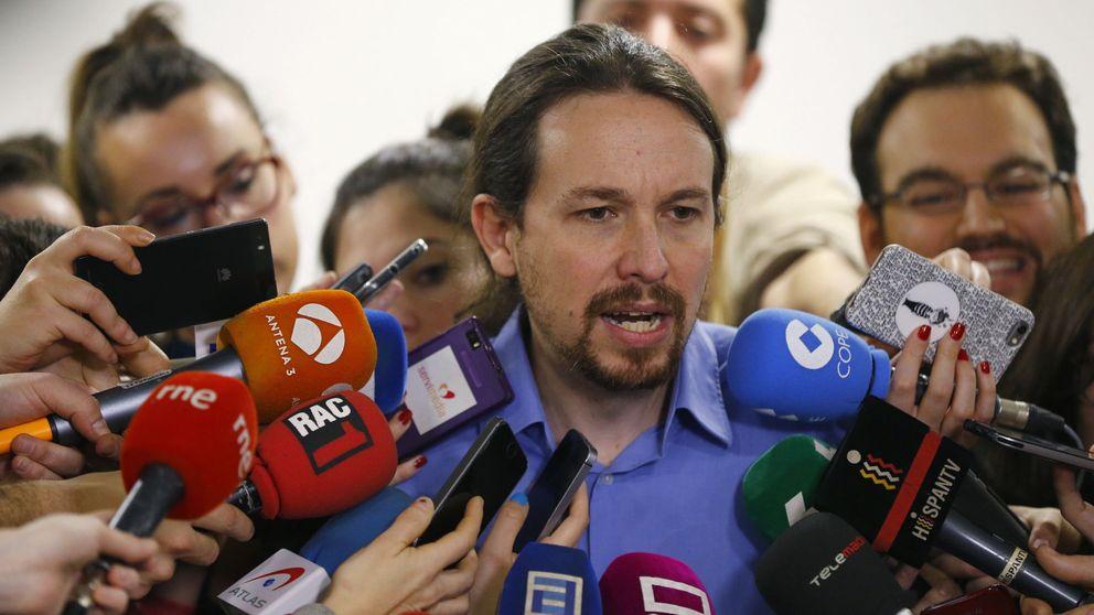 Iglesias ofrece a PSOE y Ciudadanos una moción de censura contra Cifuentes