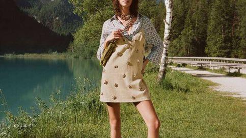 Entenderás la lista de espera para este vestido joya de Zara