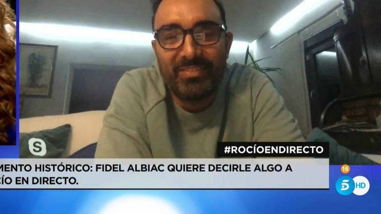 Fidel Albiac. (Mediaset)