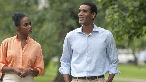 Así son las primeras imágenes sobre la historia de amor de Obama y su mujer